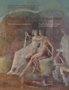 Front cover of Reading Roman emotions