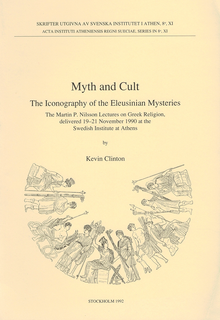 Front cover of Myth and cult